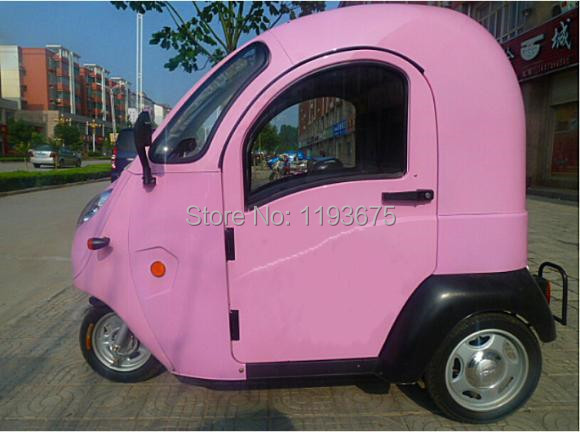 only $828 can be own this fully closed electric tricycles/vehicles/rickshaw soon!(China (Mainland))
