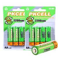 Зарядное устройство PKCELL 4pcs1.6v AA 2500mWh ni/zn + ni/zn 1  Ni-Zn 8186