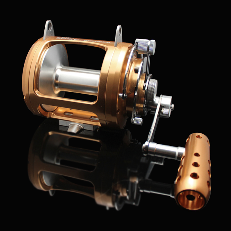 Best fishing reel 50w 9bb 21kg pcs big game deep sea for Best fishing gear