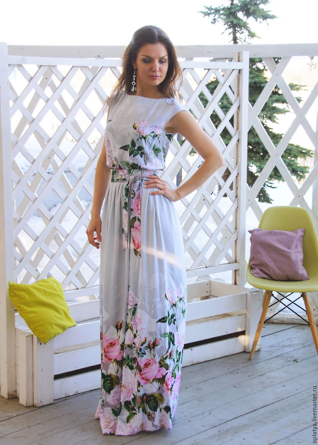 2016 Women Summer Dress Print Maxi Dress O-Neck Sleeveless Dresses Boho Sexy Party Long Dress Plus Size With Belt Vestidos