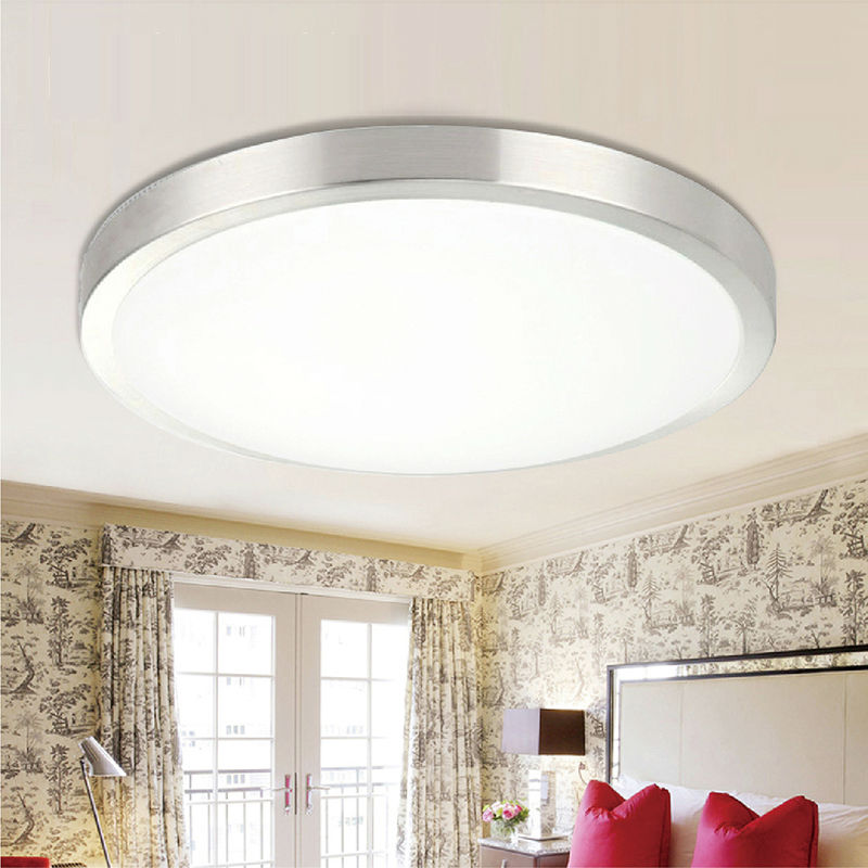 LED ceiling lights Dia 350mm 220V 230V 240V 16W 36W 45W Led Lamp Modern Led Ceiling Lights For Living Room Support(China (Mainland))