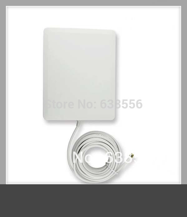 Outdoor Panel antenna 10dBi 698-2700MHz lte 4g outdoor antenna sma 10M cable 4G LTE OUTDOOR directional PANEL ANTENNA(China (Mainland))