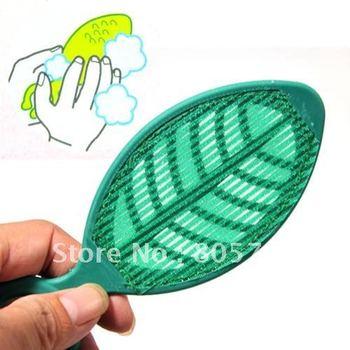 100pcs/lots Leaves shape facial cleanser shower gel liquid special sparkling foam device