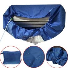 Buy Waterproof Cleaning Cover DIY Air Conditioner Washing Household Cleaning Tools Waterproof Peva Material 2P for $15.88 in AliExpress store