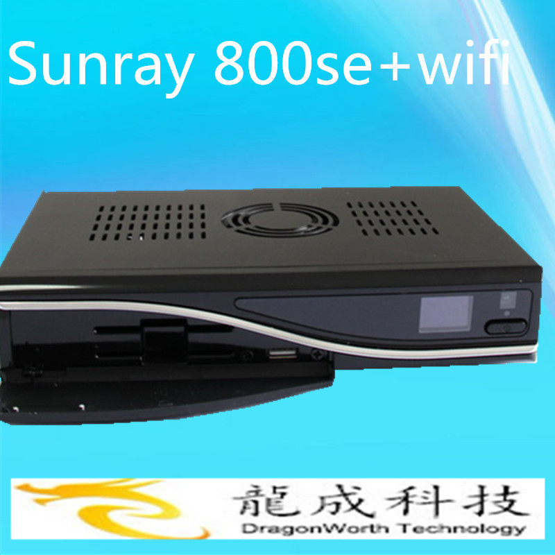 3 pcs /lot DHL free shipping DM800 HD SE DM 800HD Cable Tuner + WIFI 800SE-C cable channel(China (Mainland))