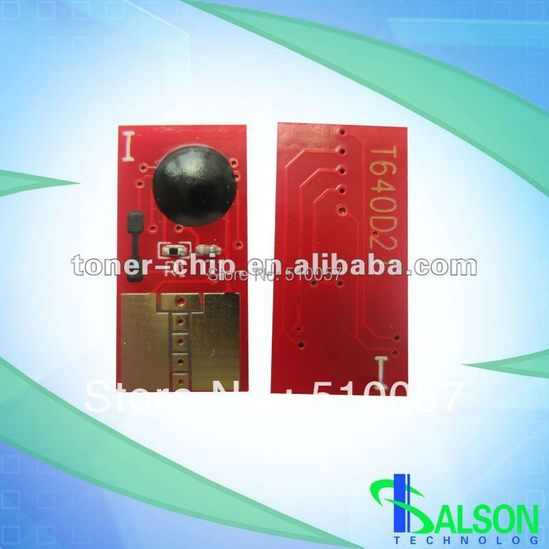 Compatible reset toner chip for dell w5210n 5310n color laser printer(China (Mainland))