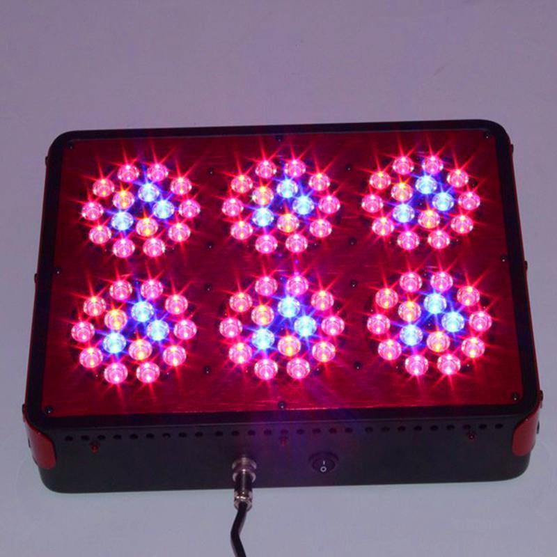 Apollo 6 LED Grow Light AC100~240V AC100~240V Color Red/Blue(China (Mainland))