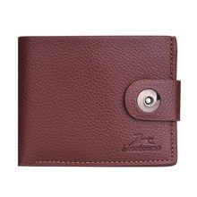 Mode Pria Dompet Kecil Dompet Dengan Coin Purses Kualitas Tinggi Laki-laki Dompet Zipper Pocket Slim Dompet carteira masculina MWS237(China)