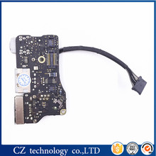"wholesale Magsafe I/O Audio USB Board for MacBook Air 13"" 13.3"" A1369 1369 late 2010 661-5792 820-2861-A 100% working(China (Mainland))"
