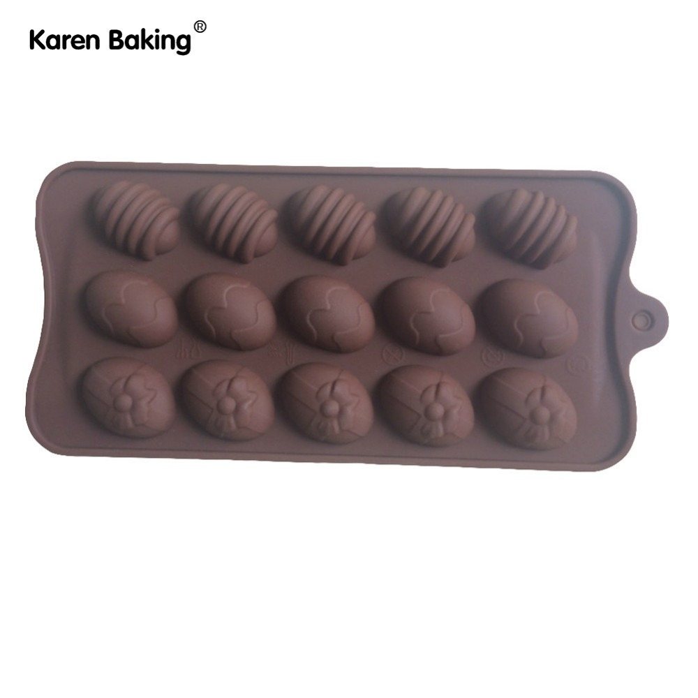Silicone Egg Shape Cake Chocolate Mold Jelly Mold Cake Moulds Bakeware B174(China (Mainland))
