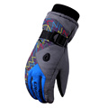 2016 NEW men s ski gloves Snowboard Gloves Snowmobile Motorcycle Winter Skiing Riding Climbing Waterproof Snow
