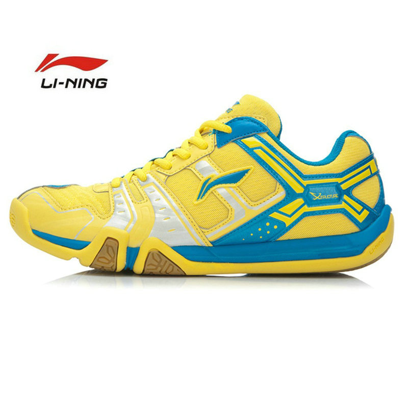 2016 new Li ning Original Badminton Shoes For Men Training Sneakers Breathable Tennis Sport Shoes AYTJ073 free shipping(China (Mainland))