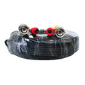 New Hotting SANNCE 50M BNC Cable Video Output CCTV Cable BNC DC Plug Cable for CCTV