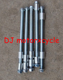 Wheel Axle 15mm XR/CRF50 CRF XR 50 Pit Dirt Bike 90 110 125cc Chinese  Pit bike wheel accessories cheap