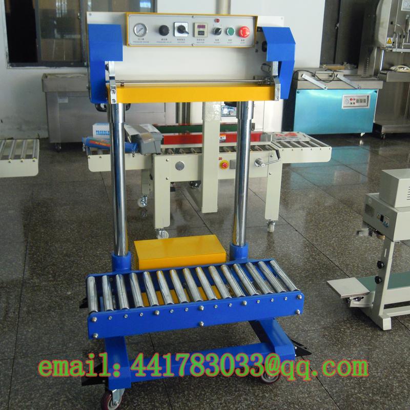 QF-600L pneumatic sealer plastic film sack Bag sealing machine Rice, fertilizer bag sealing machine Food bag sealing machine(China (Mainland))