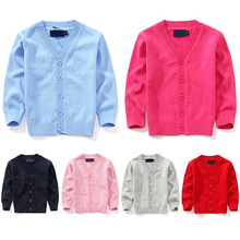 Hot sale Brand Sweaters Kids Cardigan high Quality Boys And Girls Sweater knitted 1-7 years Children'S Sweater, Boys' Sweaters