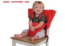 Brand Portable Baby/Kids Chair child high chairs seat belts safety belt folding dining feeding(China (Mainland))