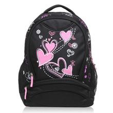 Mochila Solid breve ocasional de moda escuela de la lona bolsas de la escuela para mujer para las niñas mochila mujeres lindas mochilas bastante(China (Mainland))
