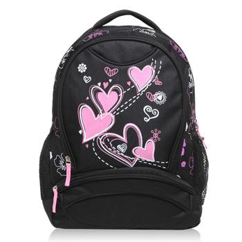Mochila сплошной лаконичный свободного покроя брезент школа рюкзак женское школа ...