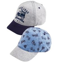 2016 New Baby Spring and summer hat children Printing cartoon car caps girls boys fashion caps XL483