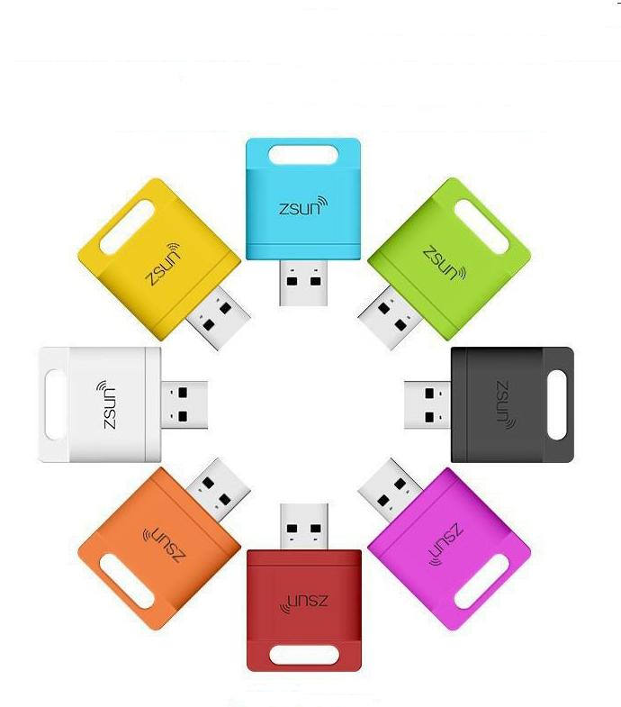 ZSUN Wireless Card Reader for ipad and smart phone(China (Mainland))