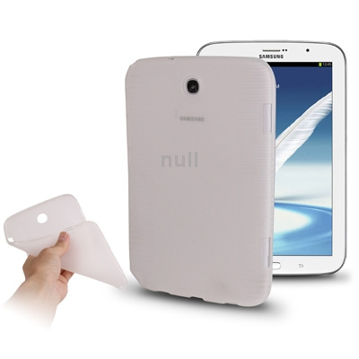 Гаджет  Transparent Translucent TPU Case for Samsung Galaxy Note 8.0 / N5100 Free Shipping None Изготовление под заказ