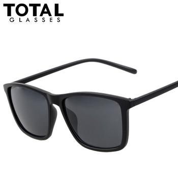 Totalglasses Brand New 2016 Steampunk Square Sunglasses Men Outdoors Black Sun Glasses Women Brand Designer Retro Gafas De Sol