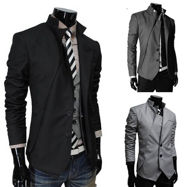 Мужской блейзер China's famous brand 2015 /men m/xxl M-XXL мужской блейзер brand new m 3xl slim fit men casual blazers
