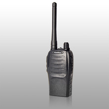huaWEI6 professional walkie-talkie with the hotel site voltage display sturdy flashlight