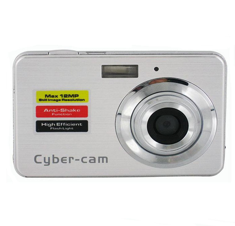 "Face tracking Winait's 12MP Digital Camera with 2.7"" LTPS screen and Anti-shake(China (Mainland))"