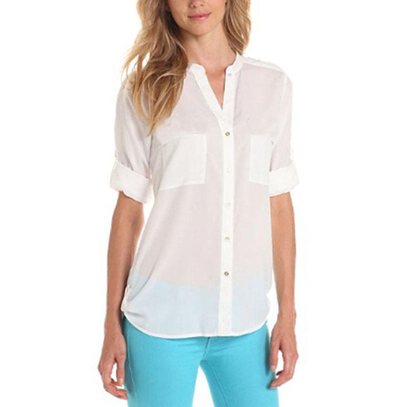 Белая Блузка Женская Купить Доставка