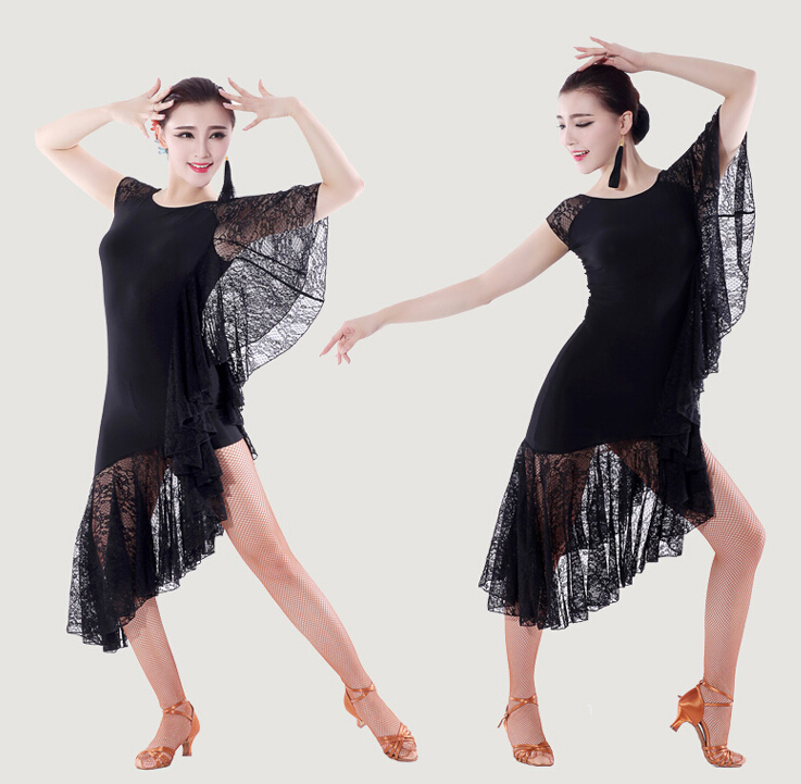 Women latin dance costume latin performance stage elegant high-end style design for women have red black and purple 3 colorsОдежда и ак�е��уары<br><br><br>Aliexpress