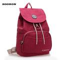 2017 Hot Nylon Backpack Women Fashion Waterproof Bag Students Casual Travel Backpack Bags Mochila Feminina High