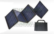100W Portable Folding Solar Panel Charger Bag Solar Regulator 12V Car Boat Battery Charger Solar Laptop Computer Charger 1 Array(China (Mainland))