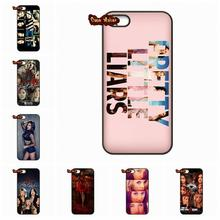 For Huawei Honor 3C 4C 6 7 Ascend P6 P7 P8 Lite P9 4X 5X G7 G8 Plus Mate 8 Pretty Little Liar TV Series A Phone Case Cover(China (Mainland))