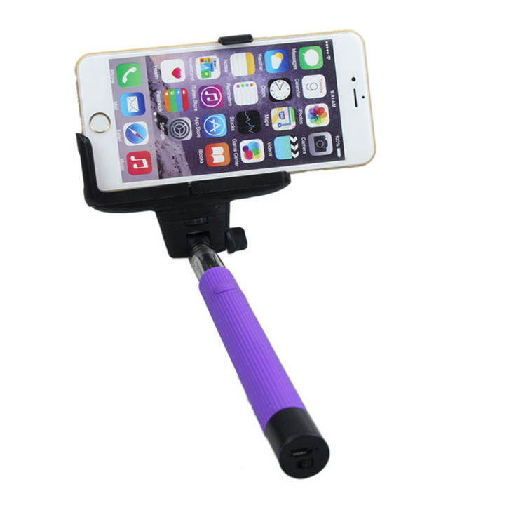 New Hot Sale Telescopic Selfie Jack Wireless Bluetooth Remote Selfie Handheld Monopod Stick Phone for iPhone Android Free Ship(China (Mainland))