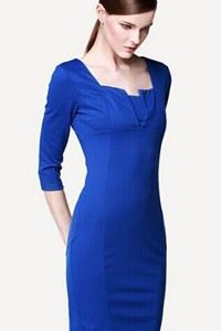 Одежда и Аксессуары Winter dress Vestidos Femininos PH2263 winter dress women