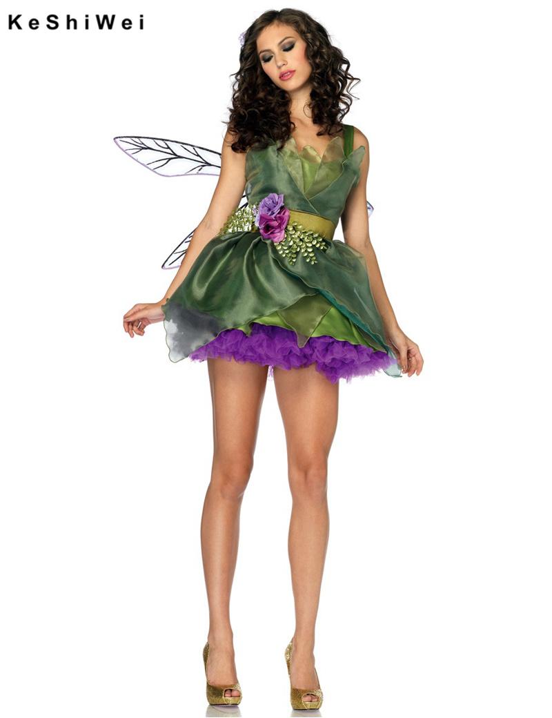 Online get cheap tinkerbell kostuums vrouwen  aliexpress.com ...