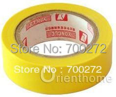 12.5mm Mylar tape For transformer tape Polyester insulating tape yellow(China (Mainland))