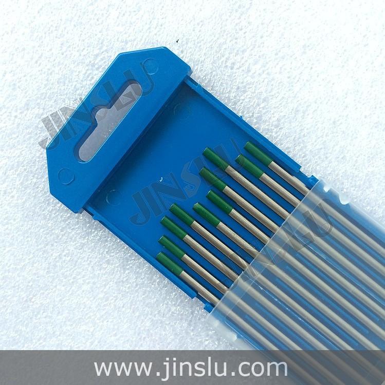 10 pcs 3.2 mm * 150 mm pointe verte électrode de tungstène pour le soudage tig(China (Mainland))