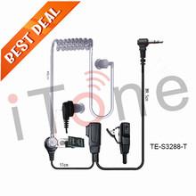 Earpiece For Motorola T5920 T5950 T6200 T6210 T6220 T6250 Covert Acoustic Tube Earphone Ham radio Headset Earpiece For Motorola