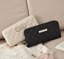 Hot Selling Kk Wallet Long Design Women Wallets PU Leather Kardashian Kollection High Grade Clutch Bag