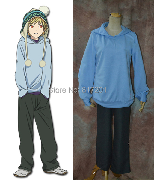 Noragami Yukine cosplay costumeОдежда и ак�е��уары<br><br><br>Aliexpress