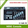 DHL Free Shipping 54CH mini dmx controller console dj console dj controller DJ lighting controller 9V