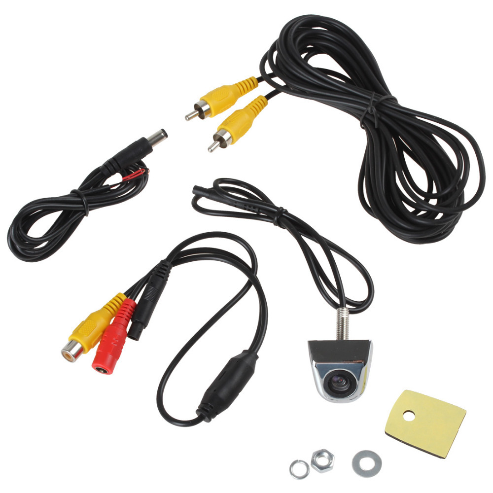Delicate Waterproof Night Vision HD Car Rear View Reverse Camera for Backup Parking Color 170 Degrees