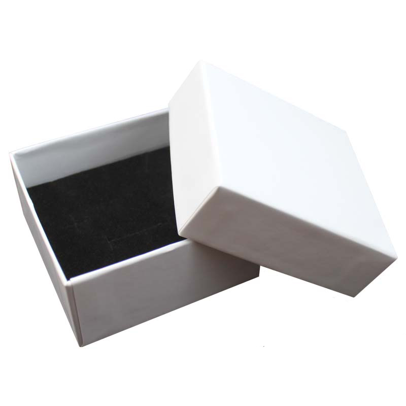 top quality 28pieces/lot best gift boxes for necklace jewellery packaging paper boxes with size 7.3*7.3*3.5cm(China (Mainland))