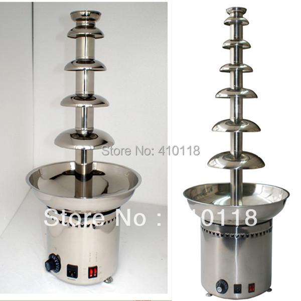 7 Tiers 5 tiers Cheap Commercial Chocolate Fountain - Zhengzhou Glory Enterprise Development Corporation store