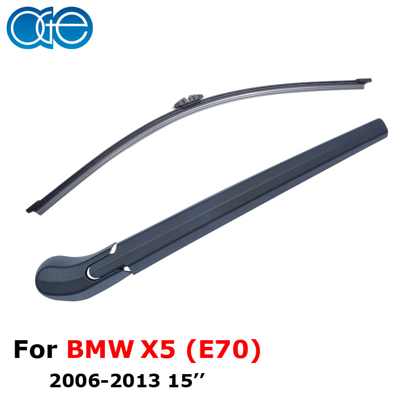 OGE Car Windscreen professional wiper blades rear wiper arm and blade 15'' for BMW X5 (E70) RBW14-2A(China (Mainland))