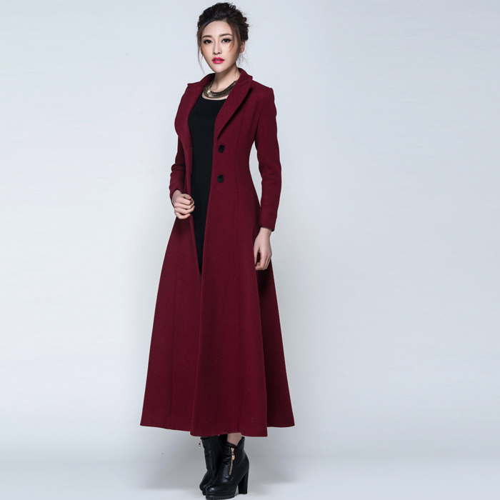 Long Winter Coats For Women | Gommap Blog