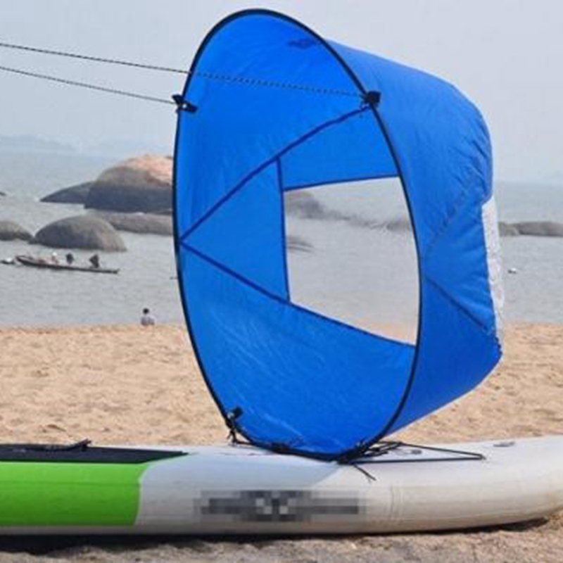 swimsuit for surfing power Style Durable Two color Kayak boat Surfboard wind Paddle Sup Board Sail with clear window surf(China (Mainland))